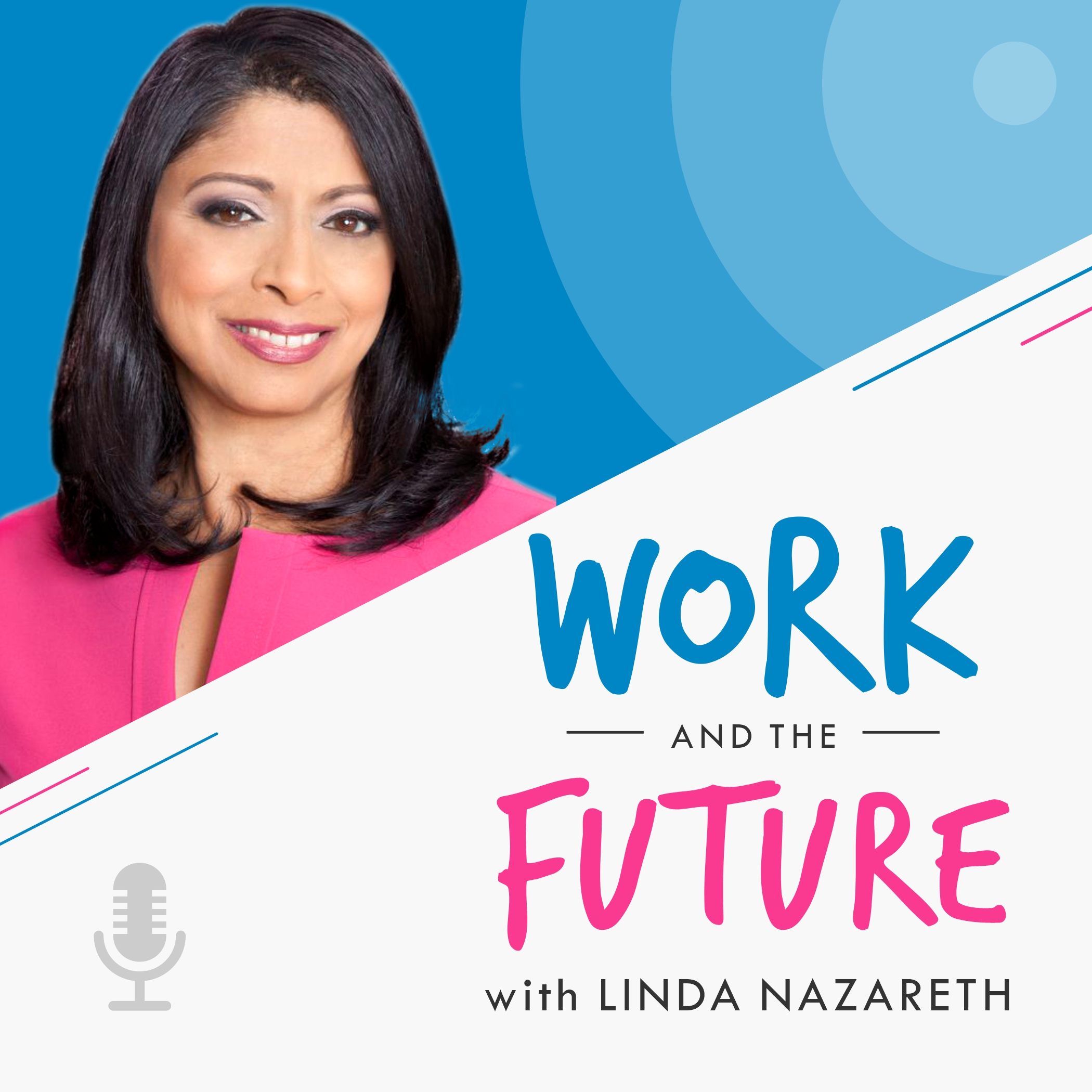 A podcast about work, the future and how they will go together
